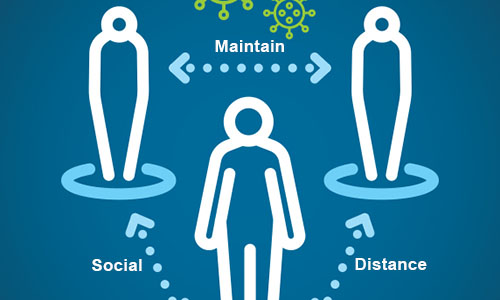 Maintain Social Distance
