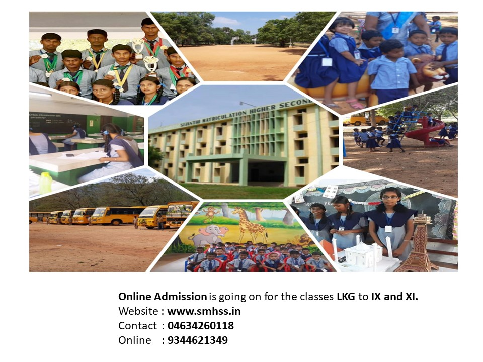 LKG to IX and XI-Online Admission is going
